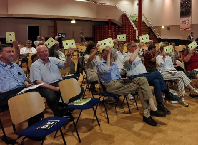 Verenigingsondersteuning afbeelding bijeenkomst