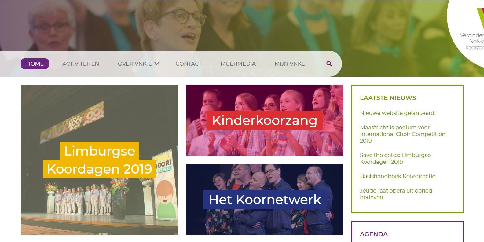 Nieuwe Website VNK-L
